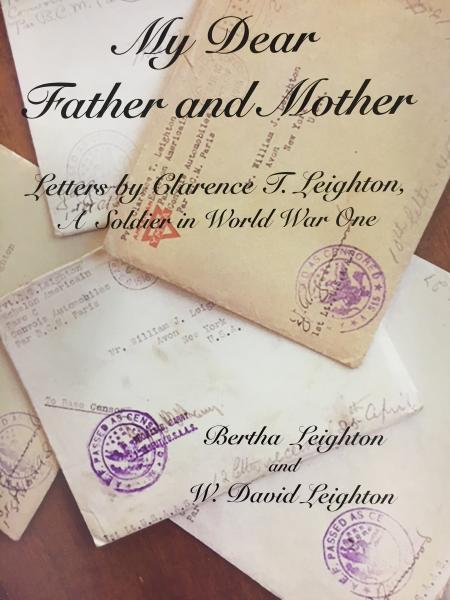 My Dear Father and Mother by Bert and David Leighton