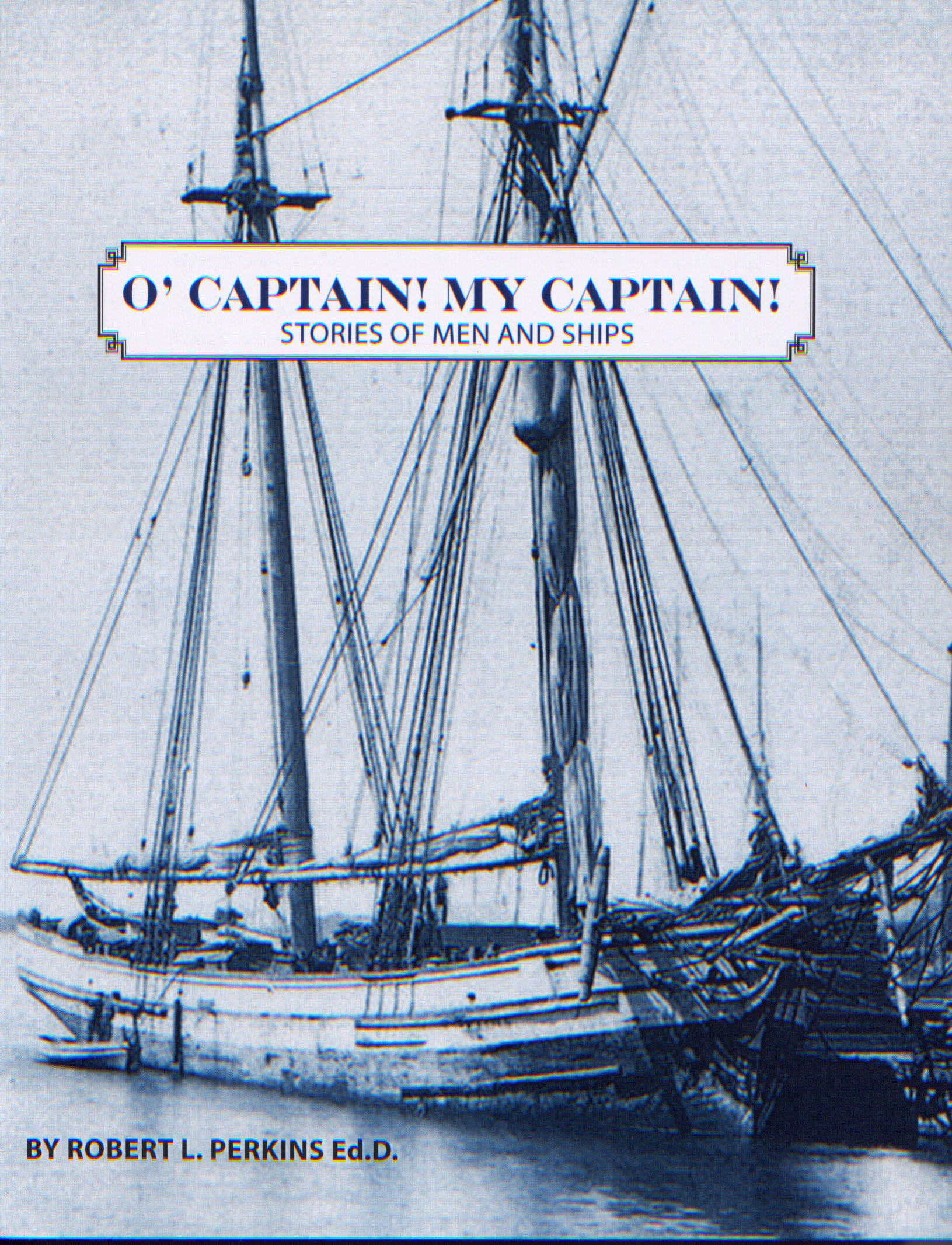 O captain my captain essay